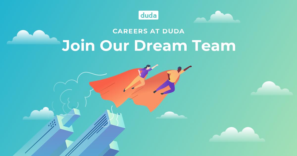 Careers Duda Website Builder