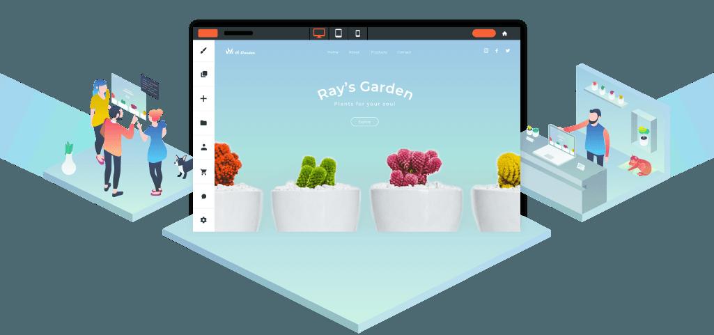 Website Builder for Professionals - Duda