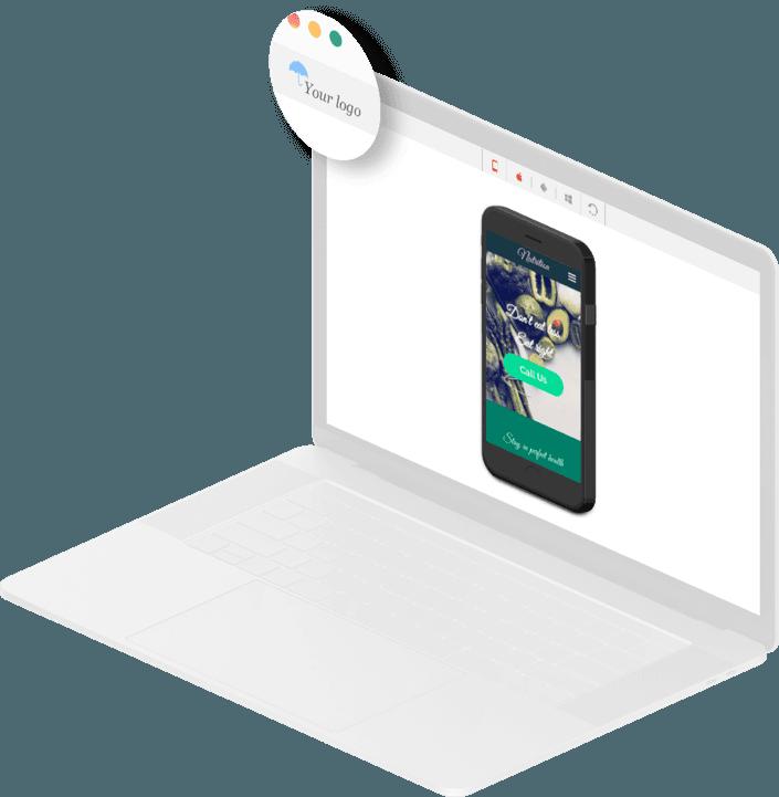 Build Mobile Websites - Duda Website Builder